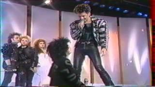 Sabrina Lory et la troupe de Starmania 1988