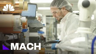 The Breakthrough Battery Technology Investors Are Betting Millions On | Mach | NBC News