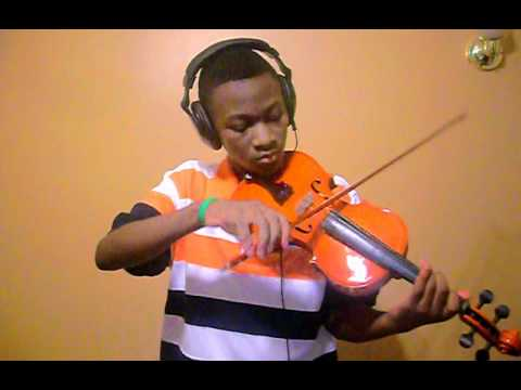 Stereo Hearts by Gym Class Hero ft. Adam Levine (Violin Cover) - Emmanuel Houndo Music Videos