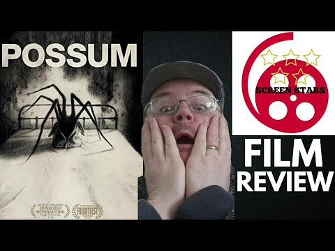 Possum (2018) Horror, Drama Film Review (Sean Harris)
