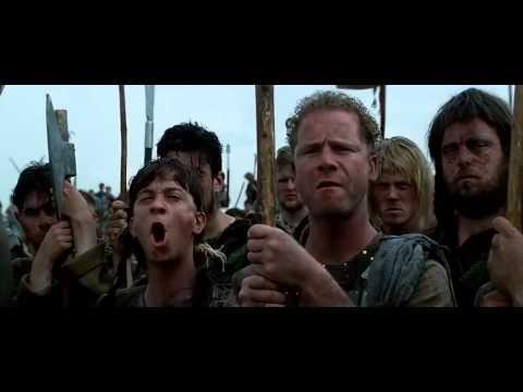 Braveheart - Motivational Speech - Inspirational Speech - William Wallace - HD Quality