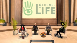Second Life - Town Hall with Linden Lab Execs (Nov. 15, 2018)