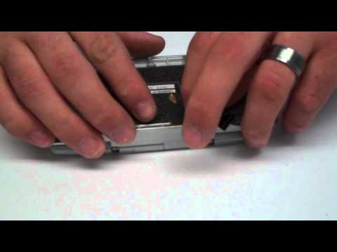 How to Repair your Nintendo DS Hinge (Part 1)