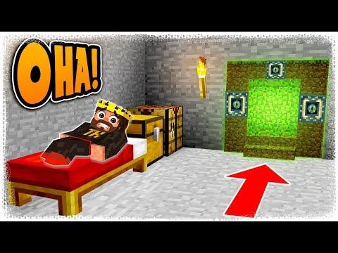 GİZLİ PORTAL ! Minecraft ZoR MoD #33