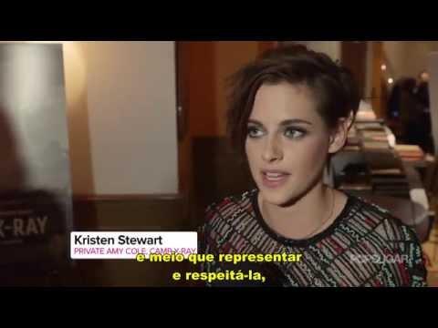 [LEGENDADO] Kristen Stewart fala sobre Camp X-Ray para o PopSugar