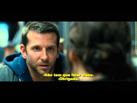 Trailer do filme 'O lado bom da vida'