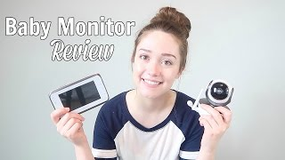 Best Selling Baby Monitor Review   HD Motorola Monitor