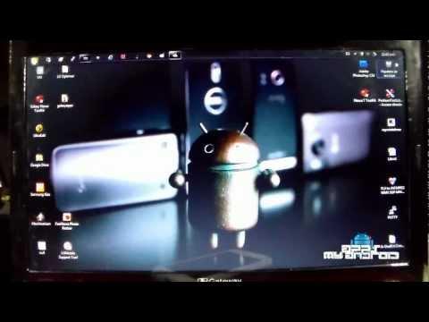 Root & Flash CWM ( Unbrink ) para LG Optimus Black  (Español Mx)