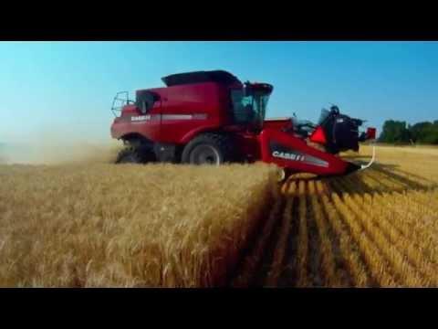 Canada Grain Harvest 2, Go Pro HD