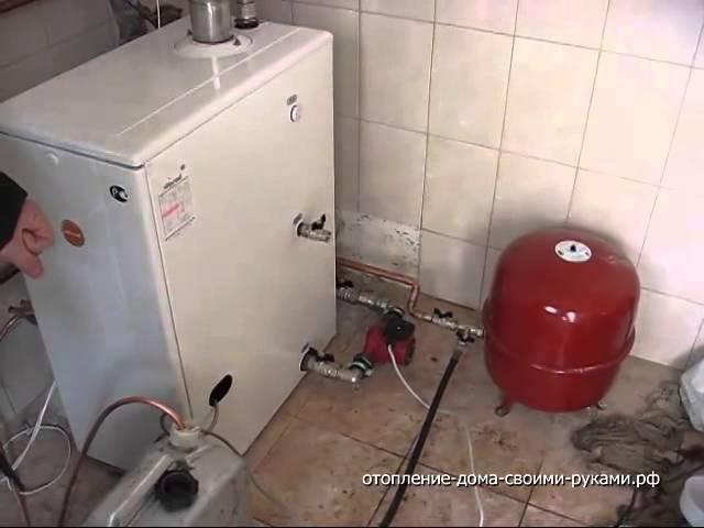 Как залить антифриз в систему отопления дома своими руками 35