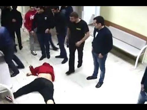 Толпа кавказской внешности устроила избиение в больнице
