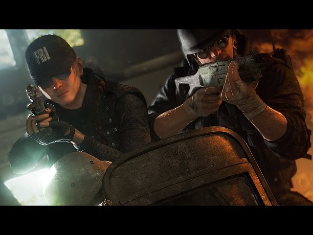 Rainbow Six Siege Hands-On Impressions - IGN Conversation