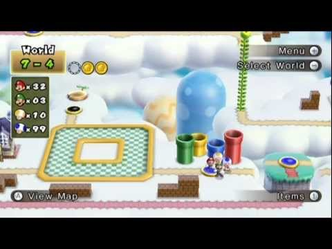 New Super Mario Bros. Wii - Episode 14 (Part 2)