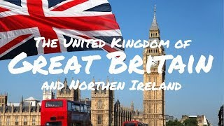 The United Kingdom of Great Britain and Northern Ireland | ArtArsDJ HomeStudio