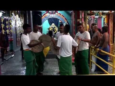 Sri Maha Muthu Mariamman Tappu Group Penang At Sri Melmayanur Angalamman Temple Kuala Selangor video