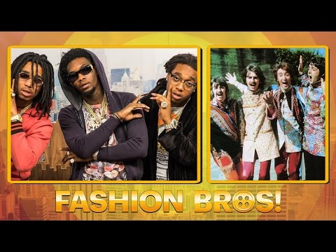 Migos on the Beatles, GBE Beef, and Style | Fashion Bros S2 E12