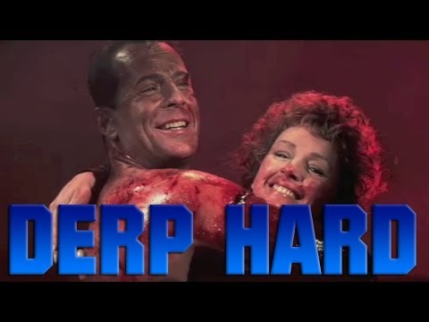 Derp Hard: Die Hard blooper trailer
