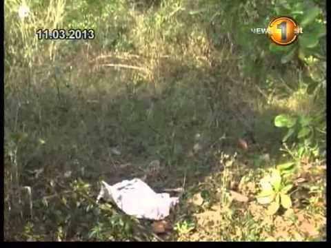 Tharsini Tamil Girl Raped And Killed By Sri Lanka Army Men