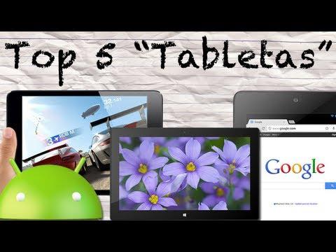 Mi Top 5 de Tabletas Actuales