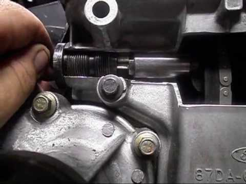 Falcon Timing Chain Tensioner YouTube