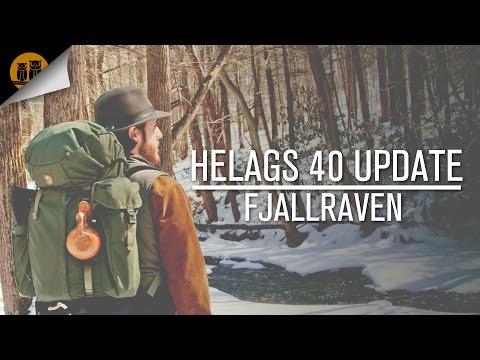Fjallraven Helags | Update