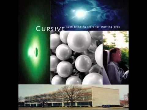 Cursive - The Farewell Party