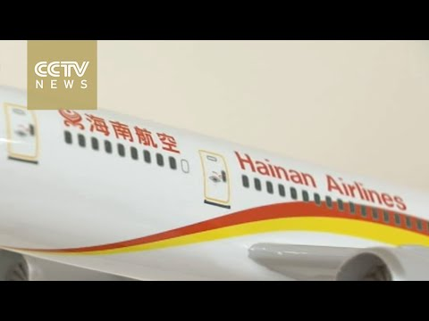 Hainan Airlines takes on China's state-run carriers