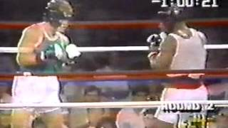 Mike Tyson - Henry Milligan (amateur)