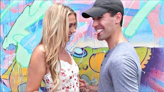 Picking Up Girls With Magic in Miami! | Daniel Fernandez
