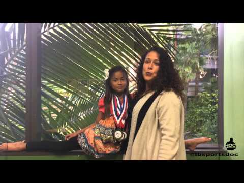 Mother of Competitive Child Gymnast vouches for Doc Dossman