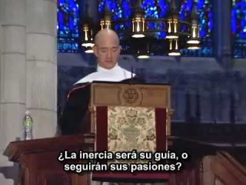 Jeff Bezos: We are What We Choose (Spanish)