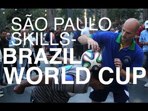 São Paulo Skills - Brazil World Cup