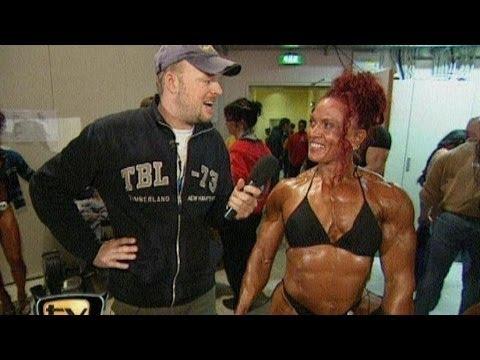 Raab in Gefahr beim Bodybuilding - TV total