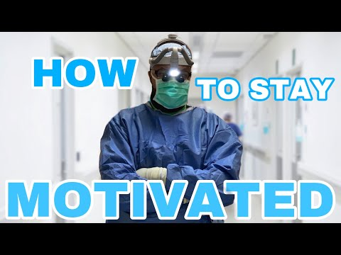14 YEARS to Become a Surgeon | How I Stay Motivated....