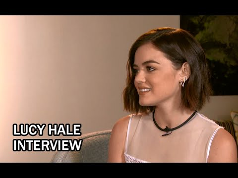 Pretty Little Liars - LUCY HALE QUITTING?! - Interview