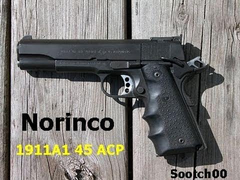 Norinco 1911 45acp Pistol