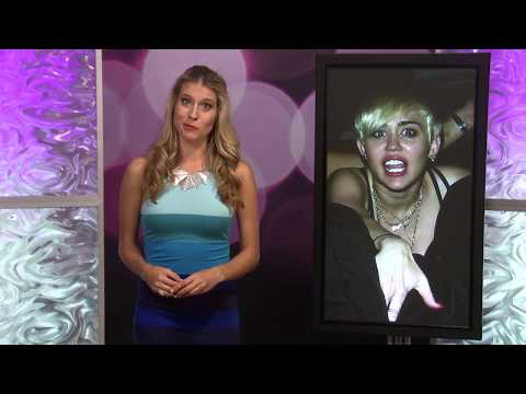 Nicki Minaj Mad at Miley Cyrus for Imitating 'Anaconda' Pose