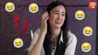 """download lagu Kim Domingo Admits Something About Her Is """"abnormal"""" gratis"""