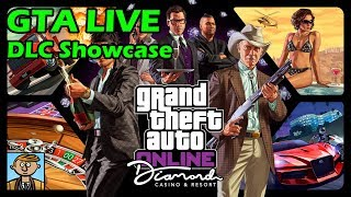 Casino DLC Showcase - GTA 5 Live #58