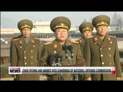 North Korea 're-elects' Kim Jong-un to head top governing body