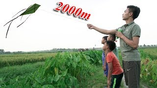 Thả Diều Với 2000m Dây - Trần Văn Sung