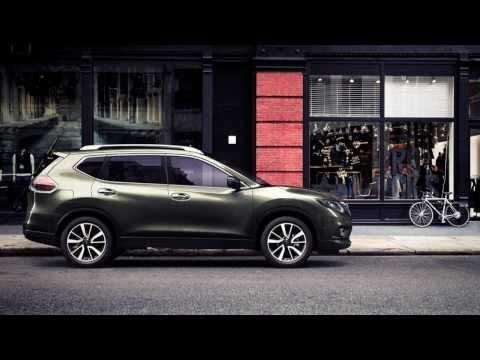 Новый Nissan X-Trail 2014 - обзор