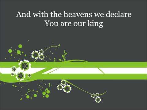 Saviour King HD Lyrics Video By Hillsong