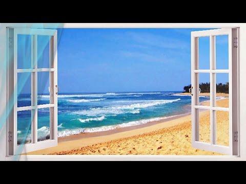 Красивый вид из окна фото