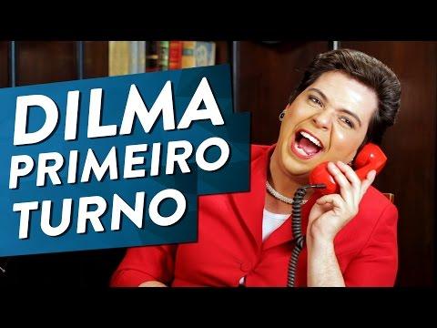DILMA - PRIMEIRO TURNO