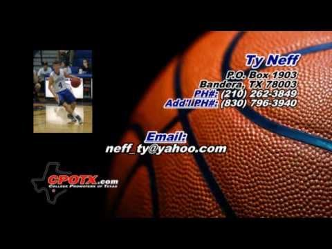 Ty Neff - 2012 Summer AAU Highlights