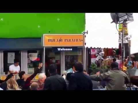 Humshakals 2014 Sajid Khan's next movie Scene / Riteish Deshmukh & Saif Ali Khan in London