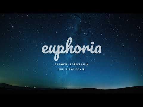 Download BTS JK 방탄소년단 정국 - Euphoria DJ Swivel Forever Mix FULL Piano Instrumental Cover Mp4 baru