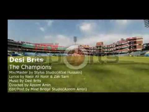 (You are Best you are the Best) ICC Champion's Trophy Song Pakistan zindabad thumbnail
