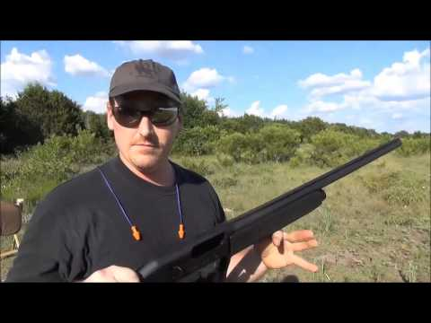 Mossberg 935 Semi Auto 12 Gauge Shotgun Review